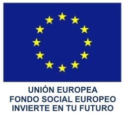 Logo de Fondo Social Europeo